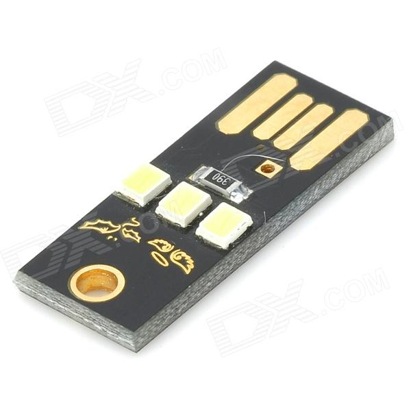 DC 3.5~5V USB LED Module - Black