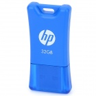 HP V260B USB 2.0 Flash Drive - Blau + Weiß (32GB)