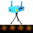 Zweihnder WMXL-092 12-Pattern 15W Red / Green Light Stage Laser Projector - Blue (AC 110~240V)