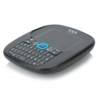 Air Mouse Wireless Remote Touchpad Control for Android Smart TV - Black