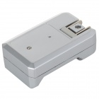 LSON AA / AAA Ni-MH Battery Charger - Silver Grey (US Plugs)