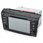 "LsqSTAR 8"" Android 4.0 Car DVD Player w/ GPS,RDS,WiFi,PIP,BT,TV,SWC,Radio,3DUI,Dual Zone for MAZDA 3"