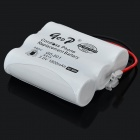 GD 501 Remplacement rechargeable AA 1800mAh'''' Batterie - Blanc