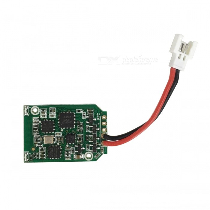 Hubsan H107D-A03 Receiver for X4 H107D FPV RC Quadcopter - Green