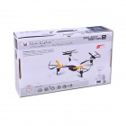 Nine Eagles NE-MASF11 Galaxy Visitor 4-CH 2.4GHz RC Quadcopter w/ Auto-Return Function / Camera