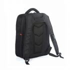 C9009 Stylish Oxford Business Backpack - Black