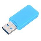 Lector USB 2.0 TF Micro SD Card - Blue (32GB)
