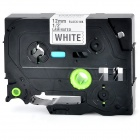 TZ-e231 Label Tape Cassette - Black + Green (8m)