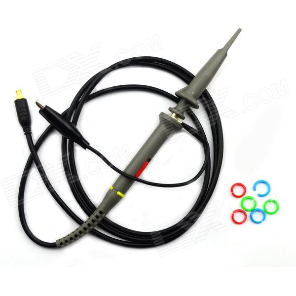 Jtron DS0201 DS203 Miniatures Oscilloscope Dedicated Probe - Grey + Black russian lacquer miniatures