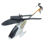 AVIATOR RC Helicopter Electronic Toy for Children - White + Black