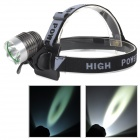 HASKY K1A 800lm Cree XM-L U2 White Light Bicycle Headlamp (4 x 18650)