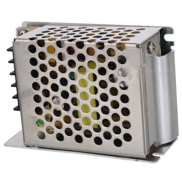 MS-36-12 12V 3A  Switching Power Supply - Silver (100~220V)