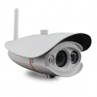 Wanscam HW0033 1.0 MP CMOS Waterproof Wireless IP Network Camera - White