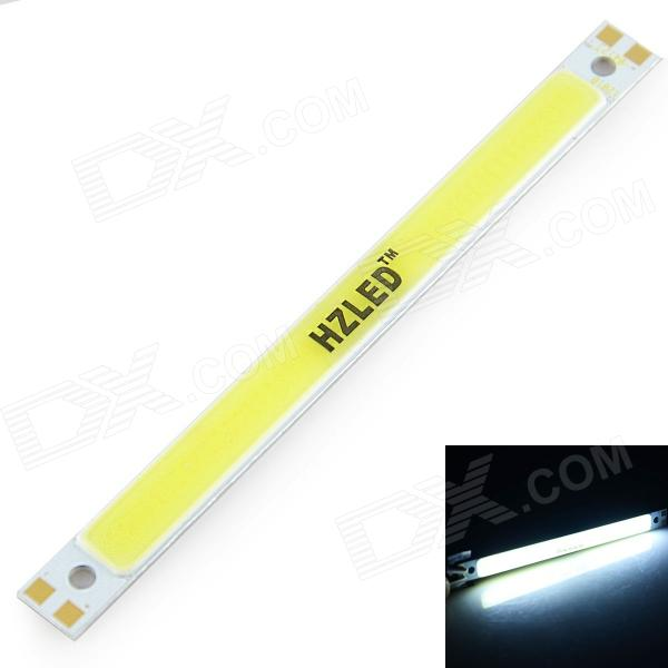 HZLED 10W 1050lm 6000K COB LED White Light Strip - (12~14V)