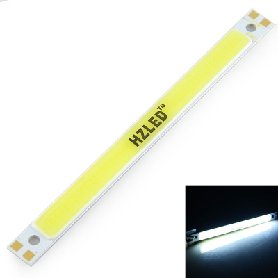 HZLED 10W COB LED Strip Light Cold White 1050lm (12~14V)
