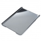 Protective PC Back Case for iPad Air - Black