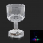QCJB Romantic Night Lamp Goblet - Transparent