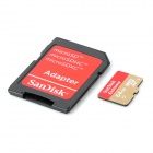 SanDisk UHS-I Micro SD / TF Card w/ TF Card to SD Card Adapter (64GB)