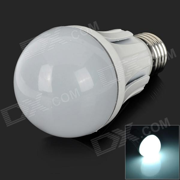 UItraFire E27 7W 160lm 6000K 14-3528 SMD LED White Light Lamp - White (AC 85~265V)
