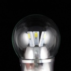 E27 3W 150lm 6 x SMD 5630 LED Cool White Light Lamp Bulb (85~265V)