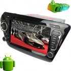 "LsqSTAR 8"" Android 4.0 Car DVD Player w/ GPS,RDS,WiFi,PIP,TV,SWC,Radio,3DUI,Dual Zone for Kia K2/RIO"