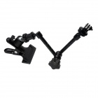 Fat Cat Avansert Clamp Mount w / Extension Magisk Arm for GoPro Hero 4/3 + / 3/2 / SJ4000 / Universal Kameraer