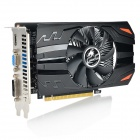 COLORFUL GT640-1GD5 PCI-E NVIDIA GeForce GT640 GK107 Graphic Card - Black Red