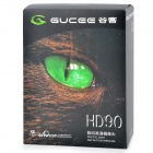 GUCEE HD90 USB 2.0 Webcam filaire 300KP avec microphone / mise au point automatique - Blanc