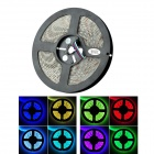 JRLED 72W 4300lm 300 x SMD 5050 LED RGB Highlight Car Decoration Light Strip (12V / 5m)