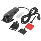 905 Home Use Manual Hair Clipper for Children - Black + Silver (AC 220V / 190cm-Length)