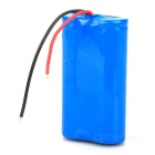 18650 x 2 Portable 4000mAh Lithium Battery - Blue