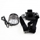 KINFIRE KF-60S 6-LED 5000lm 3-Mode велосипедов света фар (6 x18650)