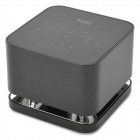 HIGHSTAR HSD8012C 4W Touch Speaker w/ SD / Mini USB - Black