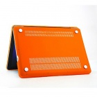 "ENKAY Matte Hard Protective Case for Macbook Pro 13.3"" - Orange"