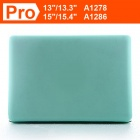 "ENKAY Crystal Hard Protective Case for MACBOOK PRO 13.3"" - Green"