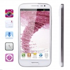 iNEW i 7000 Quad Core Android 4.2 WCDMA Bar Phone w/ 5.0 HD IPS / ROM 8GB / GPS / Wi-Fi - White