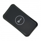 Itian K8 QI Standard Wireless Charger + Receiving Module for Samsung Galaxy S4 i9500 - Black