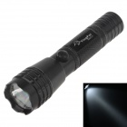 YingPai 8851 80lm 6000K White Mini Flashlight - Black (1 x AA)