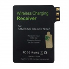 Itian K8 QI Standard Wireless Charger + Receiving Module for Samsung Galaxy Note 3 N9000 - Black