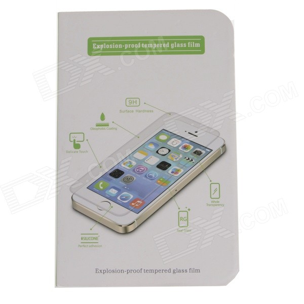 Toughened Glass Screen Protector Film for Samsung Galaxy S3 i9300 - Transparent