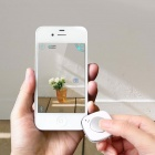 Wireless Bluetooth Camera Shutter Remote Control for IPHONE 4S / 5 / 5C / 5S / IPAD / IPOD TOUCH 5