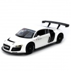 AK AK56087 Audi R8 Roadster 1:14 R/C Car Toy - White