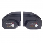 DUSOUND HK-905 Snail Style Car Audio Speaker - Black (Pair / 12V 2.5A)