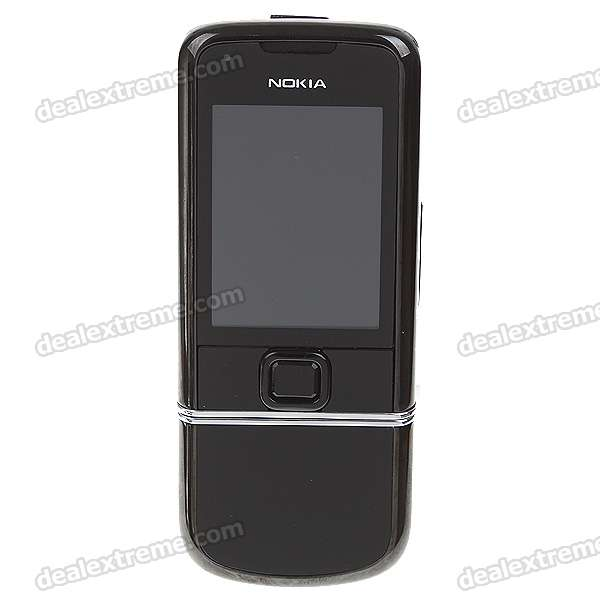 """Designer 8800 2.0 """"LCD Screen Triband GSM Cell Phone - Black (900/1800/1900MHz)"""