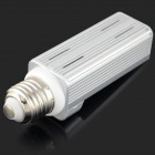 HZLED E27 6W 600lm 12 x SMD 5630 LED Froid ampoule lampe blanche (220V)