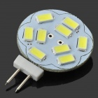 "JRLED G4 3W ""300lm"" 9 x SMD 5630 LED White Light Car Reading Lamp (AC/DC 12V)"