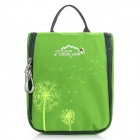 LKLR 6601 Travelling Wash Bag Packing Organizer - Green