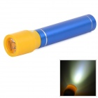 "N19 Mobile ""2600mAh"" Power Bank / 1-LED White Flashlight - Deep Blue"