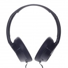 KEEKA KE-500 Vogue Bicycle Wheel Style Stereo Headband Earphone - Black