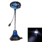 SHITIANXIA 5.0 MP USB Digital Computer / Laptop Web Camera w/ Microphone / 4 -LED Night Vision Light
